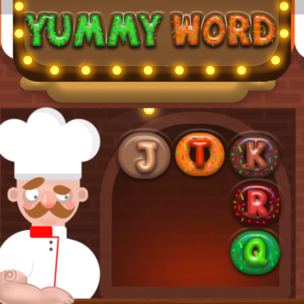 yummy-word-puzzle-word
