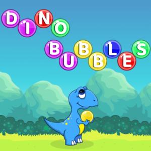 dino bubbles, Casual Game